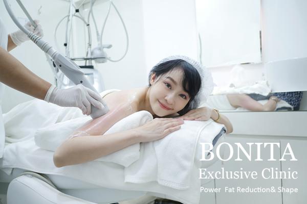 ลดไขมันที่ต้นแขนแบบเห็นผลทันที ที่ Bonita Exclusive Clinic