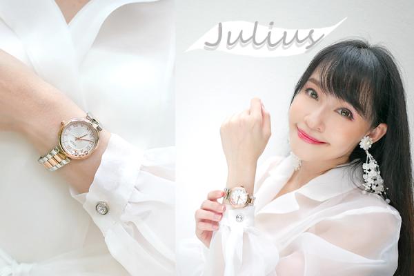 อัพลุคให้หรูขึ้น กับ แฟชั่นสไตล์ไหนก็ได้ กับ นาฬิกา Julius รุ่น JA-1236 A สไตล์เกาหลี