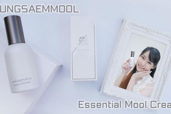 แก้ปัญหาผิวหน้าแห้ง และเพิ่มความกระจ่างใส JUNGSAEMMOOL l Essential Mool Cream